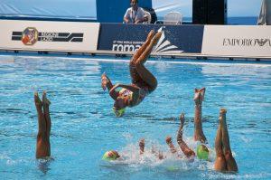 campionati assoluti nuoto sincronizzato