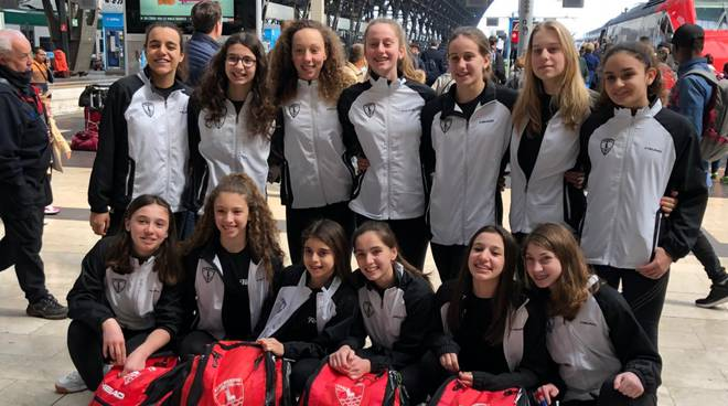 campionati italiani ragazze nuoto sincronizzato