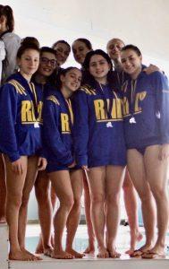 Squadra Assolute Nuoto sincronizzato RL Legnano
