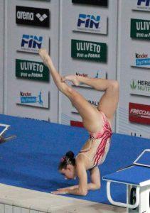 Rn Legnano singolo nuoto sincronizzato Cleofe Bonavia