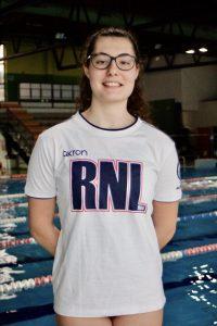 Sara Rossetti allenatrice nuoto sincronizzato RN Legnano
