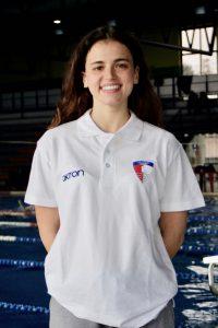Silvia Vismara allenatrice nuoto sincronizzato RN Legnano