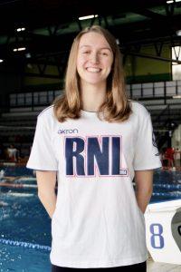 Valeria Toia allenatrice nuoto sincronizzato RN Legnano